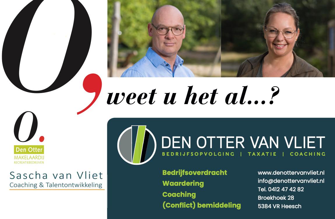 Advertentie den Otter van Vliet